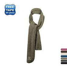 Port Authority® Heathered Sweater Fleece Knit Scarf
