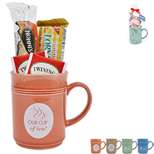Cup of Thanks Tea and Cookies 14oz. Mug Gift Set, Stock