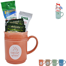 Cup of Thanks Healthy Tea 14oz. Mug Gift Set, Stock