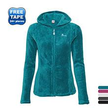 Colorado Clothing™ Hooded Full-Zip Ladies' Jacket