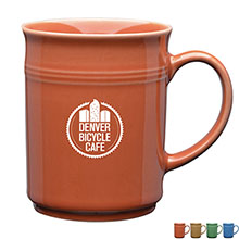 Earth Tone Ceramic Thank You Mug, 14oz.