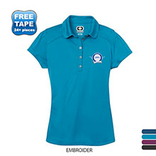 OGIO® Vamp Ladies' Performance Polo