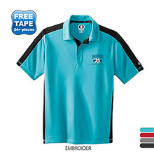OGIO® Trax Men's Poly Knit Performance Polo