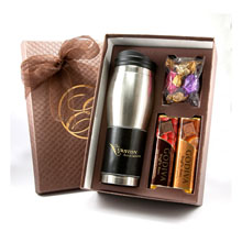 Godiva® Variety Treats Tumbler Gift Set, 16oz.