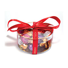 Godiva Assorted Chocolates in a Clear Gift Box