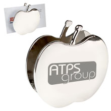 Apple Memo & Card Holder