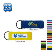 Mini Wristband Keyring
