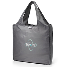 Classic Roll-Up RuMe® Medium Tote, Cool Gray
