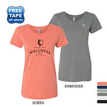 Alternative® Ideal Vintage Garment Dyed Ladies' Tee