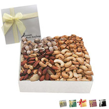 Chairman Gift Box w/ Gourmet Nut Mixture