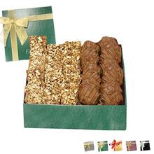 Chairman Gift Box w/ Almond Butter Crunch & Cashew Caramel Turtles
