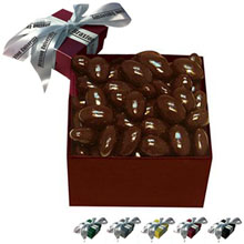 Classic Singles Gift Box w/ Chocolate Almonds