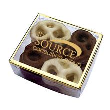 Sweet Dreams Treat Box w/ Mini Chocolate Pretzels
