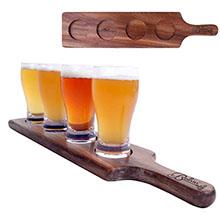 Beer Tasting Tray Gift Set