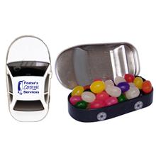 Car Tin w/ Jelly Beans