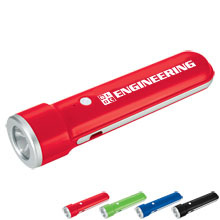 Ray Flashlight Power Bank, 2200mAh