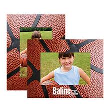 Basketball Theme Paper Easel Frames
