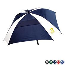 "Cyclone Golf Umbrella, 62"" Arc"