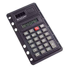Binder Calculator