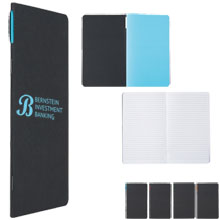 """Script Notebook with Accent Color, 5"""" x 8 ½"""""""