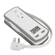 Jazzed Powertech UL Certified USB AC Hub