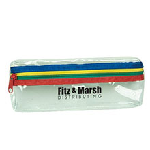 Primary Clear Pencil Case
