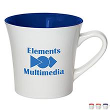 Cheer Ceramic Mug, 11oz.