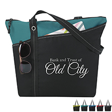 Adele Full Color Denier Tote