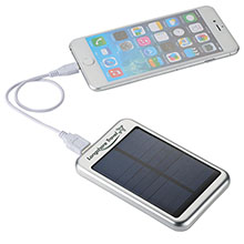 Bask Solar Power Bank, 4000mAh