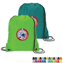 Drawstring Sport Pack, Full Color - Free Set Up Charges!