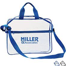 Clear Portfolio Bag
