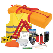 Auto Accident Safety Kit