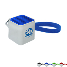 Bluetooth Cube Speaker w/ Cable