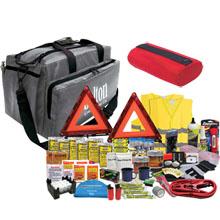 Auto Disaster Preparedness Kit