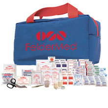 Deluxe Ready First Aid Kit