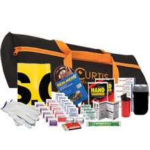 Basic Auto Safety & First Aid Kit