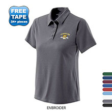 Holloway® Reform Dry-Excel™ Pointelle Ladies' Performance Polo