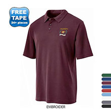 Holloway® Reform Dry-Excel™ Pointelle Men's Performance Polo