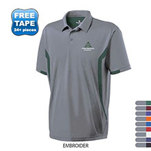 Holloway® Optimal Dry-Excel™ Micromesh Men's Performance Polo