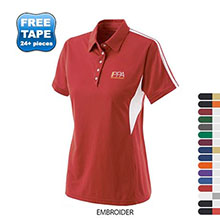 Holloway® Shark Bite Dry-Excel™ Ladies' Performance Polo