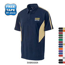Holloway® Shark Bite Dry-Excel™ Men's Performance Polo