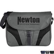 Chrome Polycanvas Compu-Messenger Bag