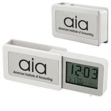 Dot Matrix Folding Alarm Clock