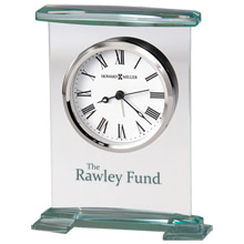 Howard Miller® Augustine Glass Clock