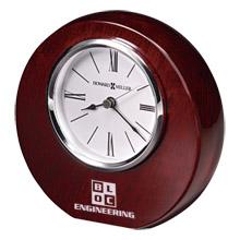 Howard Miller® Adonis Rosewood Clock