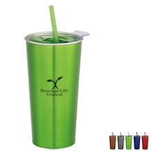 Parker Hot & Cold Tumbler, 20oz. - Free Set Up Charges!