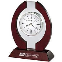 Howard Miller® Clarion Rosewood Clock