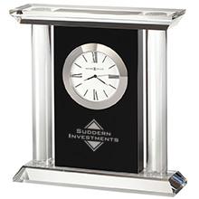 Howard Miller® Colonnade Crystal Clock