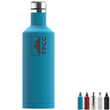 Austin Stainless Steel Thermal Travel Bottle, 15oz. - Free Set Up Charges!