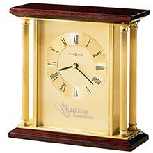 Howard Miller® Carlton Brass Clock